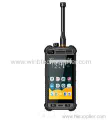 OEM waterproof industrial poc dmr walkie talkie lte phone 4.35V 5200 4700mAH removable battery