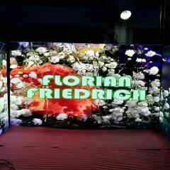 Small Pixel Pitch HD Video wall LED Screen Display