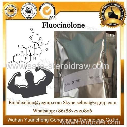 High Potency Corticosteroid Hormone Powder Fluocinonide