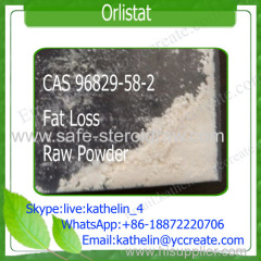 Fat loss CAS 96829-58-2 / Orlistat for the treatment of obesity