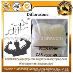 Anti-Itching Corticosteroid Raw Powder Diflorasone