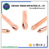 Copper Stainless Steel Solid Round Rod