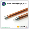 Nonmagnetic Internal Threaded Copper Coated Earth Rod