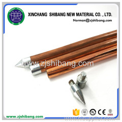 Copper Plated Steel Grounding Rod
