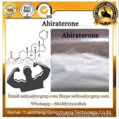 99.5% Purity Estrogen Hormone Abiraterone Acetate CAS 154229-18-2