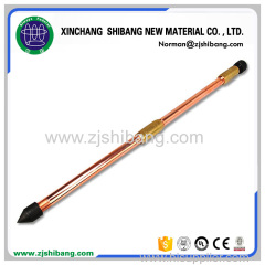 Copper Clad Steel Internal Threaded Ground Rod
