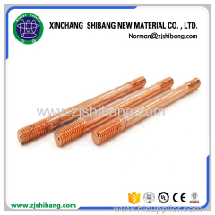High conductivity Copper clad steel earth rod