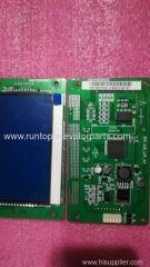 Elevator parts indicator PCB KM1363670G01 for KONE elevator