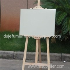 Wooden Artist Easels Stand For DIY Oil Painting By Numbers