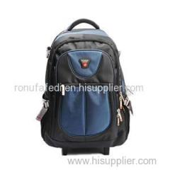 Hot Selling Size 18 Inch Size 21 Inch Two Wheels High Quality Single Trolley Handle Backpack