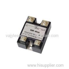 Industrial 25A Solid State Relay Single Phase SSR Relay Module