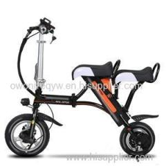 Mini Foldable Electric City Street Pocket Bike