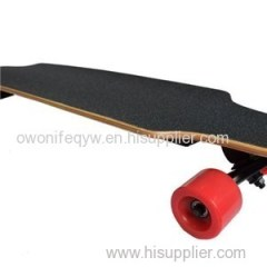 Mini Portable Dual Motor Electric 4 Wheels Skateboard Top Quality