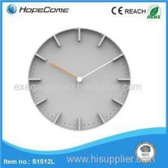 Home Decor Silicone Big Wall Clock