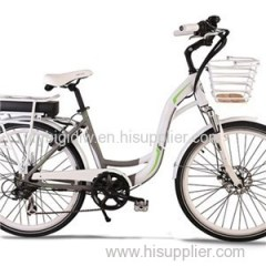 GY-EB14 City Style For Lady Electric Bicycle /Bike/E-bike