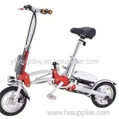 GY-S1 Green City 36V Mini Cheap Fast Electric Folding Bike Bicycle