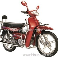 Classic Double Seat New Super Cub 100 Motorcycle