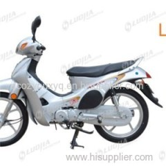 Myanmar Classic 4-Stroke Dream 110 Moped Motorcycle