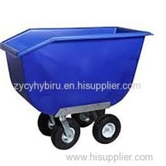 Plastic Kitchen Trash Can Garbage Bin Large Garbage Cans Household Waste Bin