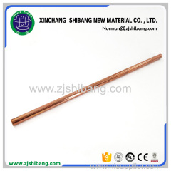 Copper Clad Grounding Rod Manufacturer