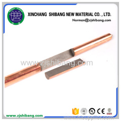 Copper Bonded Steel Grounding Rod