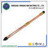 high quality Metal copper rods of earth Rod