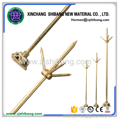 Copper Clad Stainless Steel Lightning Stick