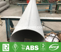 ASTM A312 Stainless Steel Welded Pipe BE
