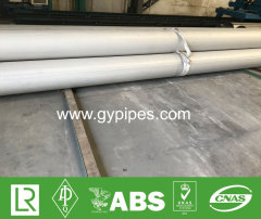 Eddy Current Welded Stainless Steel Pipe