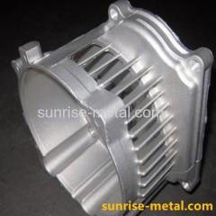 Metal de prototipado rápido de aluminio