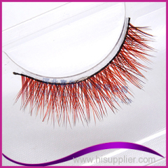 100% Real Fox Fur False Eyelashes