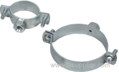 DIV hose clamp without rubber