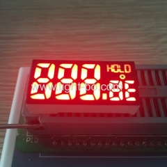 customized led display;temperature control led display;customized 7 segment