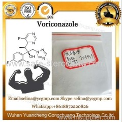 High Purity Pharmaceutical Intermediates Voriconazole