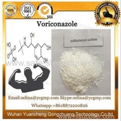 Top Quality Pharmaceuticla Steroid Salbutamol Sulfate Albuterol Sulfate