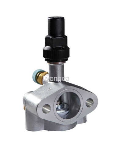 Cast air condition valve cast valve air condition valve