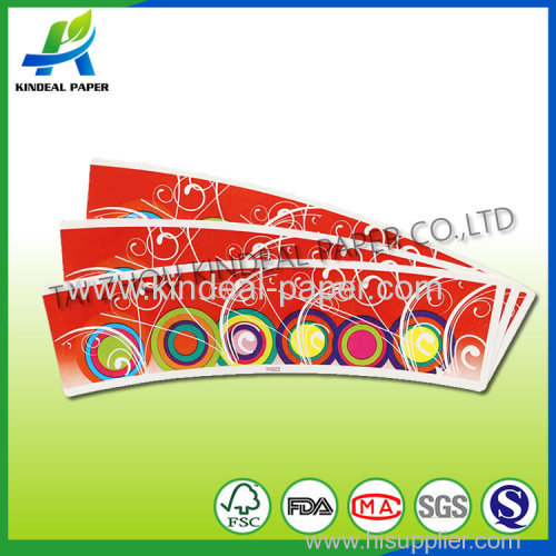 paper cup raw material coffee cup paper