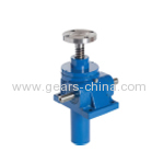 As a leader of small screw jacks price we guarantee quality & reliability good performance