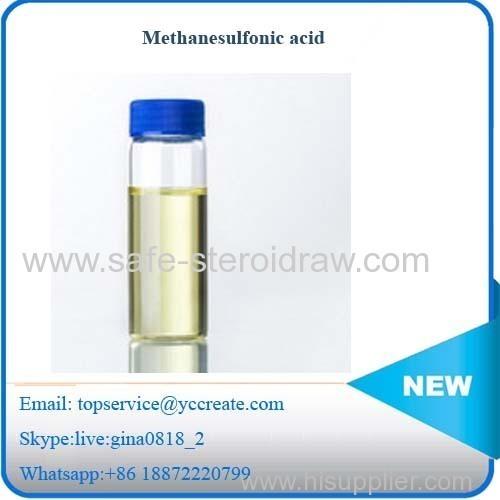 Methane Sulfonic Acid 99% for Sale Methane Sulfonic Acid (MSA)