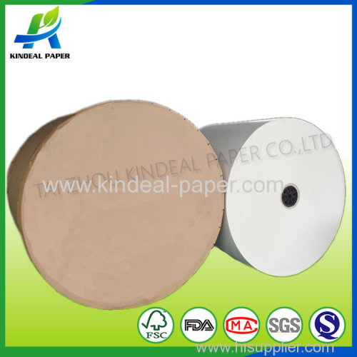 Pe coated paper for cups in roll