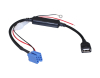 AUX Cable For Blaupunkt Radio Stereo Audio Cable For iPod iPhone iPad
