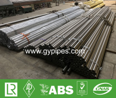 Welded O.D. Stainless Steel Pipe