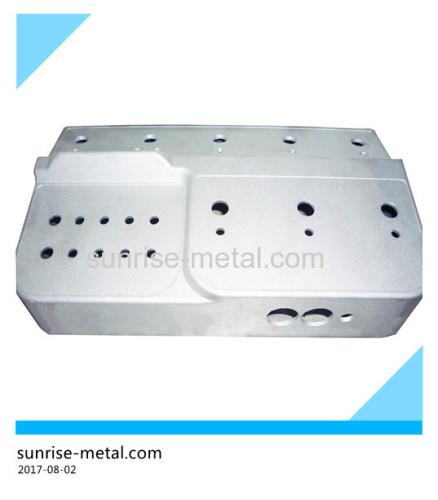 Rare housing Aluminum material rapid prototyping