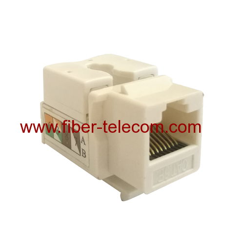 Data CAT5e Keystone Jack Series