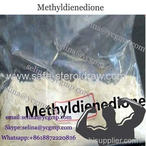 Bodybuilding Dienedione Anabolic Steroid Powder Methyldienedione