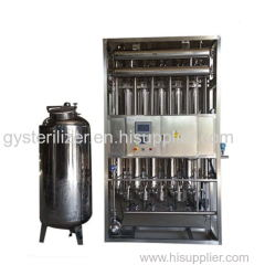 ld500-5 water distiller for injection