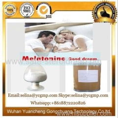 Nutritional Supplement Pharmaceutical Raw Material Melatonine Melatonin