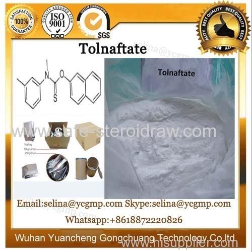 Top Quality Pharmaceutical Antifungal Agent Tolnaftate