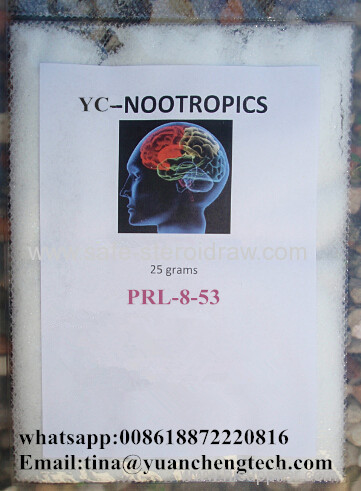 China Supply Nootropics Prl-8-53 Powder (CAS 51352-87-5)