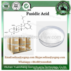 Skin Infections Pharm Raw Material Fusidine Fusidic Acid